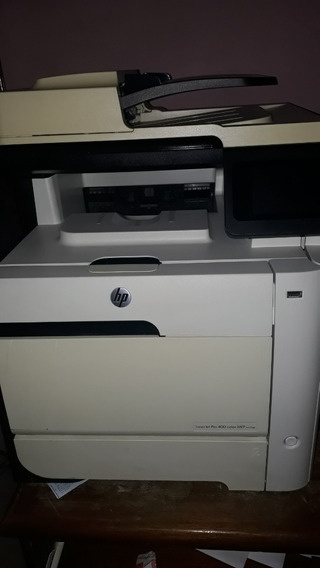 Impressora Laser Hp Pro 400