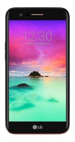 Imagem 1 de 5 de LG K10 (2017) Dual SIM 32 GB preto 2 GB RAM