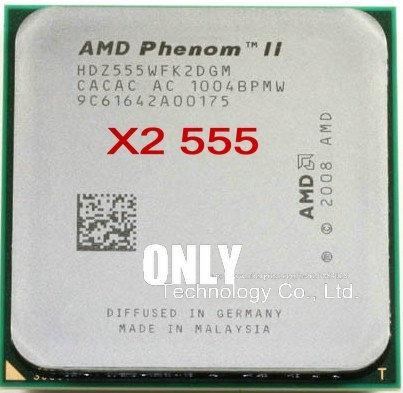 Processador Amd Phenom 2, X2, 3.2ghz