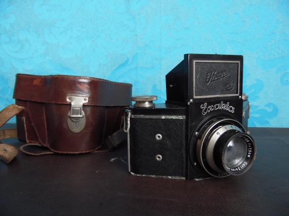 Camera Fotografica Exakta Jhagee Dresden Antiga