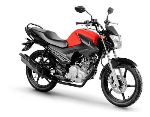 Factor 125i Ubs Yamaha 2022 0km Vermelho