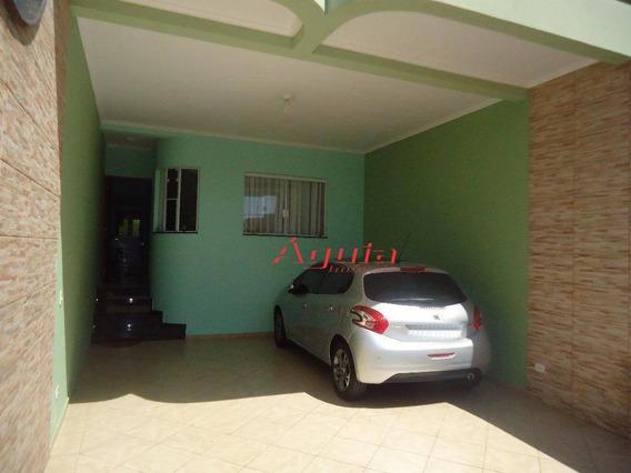 Sobrado Com 4 Dormitórios À Venda, 200 M² Por R$ 900.000,00 - Vila Alpina - Santo André/sp - So0704
