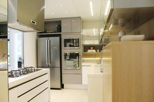 Apartamento À Venda, 109 M² Por R$ 957.300,00 - Ecoville - Curitiba/pr - Ap1842