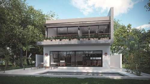Preventa Casa En Lagos Del Sol Cancun Colibries #22