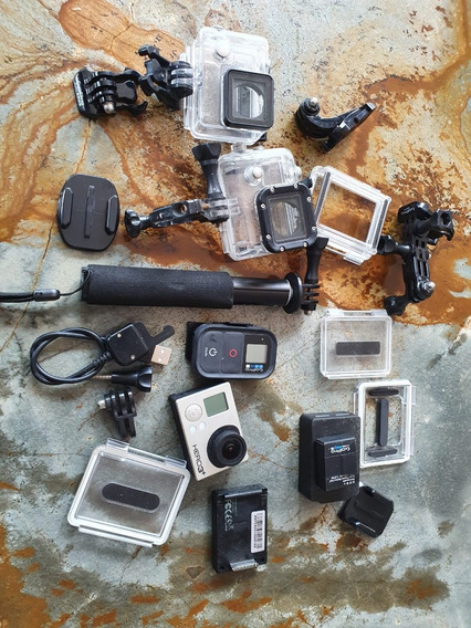 Câmera Gopro Hero 3+ Usada