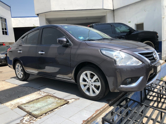 Nissan Versa Adavance 2018