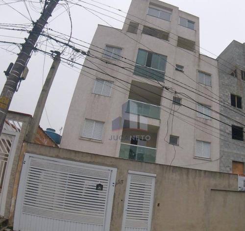 Apartamento Com 3 Dormitórios À Venda, 89 M² Por R$ 307.400 - Parque São Vicente - Mauá/sp - Ap0406