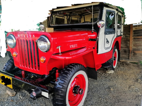 Jeep Willys Willys 54 1996