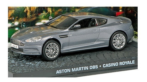 Colección Oficial De Autos James Bond 007 - Aston Martin Dbs