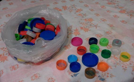 Tapitas Plasticas X 100 Unidades