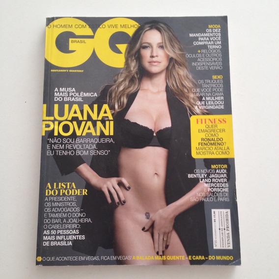 Revista Gq N20 Nov2012 Luana Piovani / Sexo Tântrico C2
