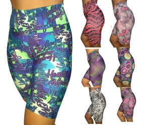 Bermuda Feminina Legging C/10 Frete Grátis Promoção Leg.