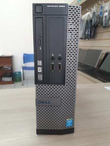 Imagem 1 de 7 de Cpu Dell Optiplex 3020 Sff. I3-4130 4gb 500gb Hd C/ Nfe