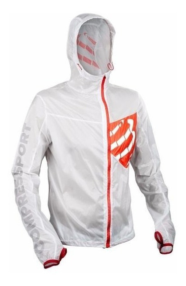 Campera Impermeable Hurricane Compressport - Airsport