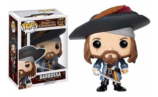 Funko Pop ! Piratas Del Caribe # 173 - Barbossa
