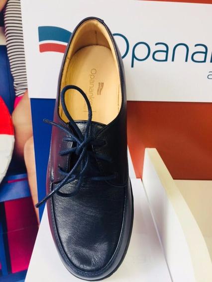 Sapato Opananken Enjoy Marinho 63802