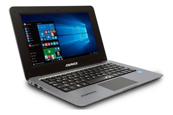 Adv Laptop Advance Cn9806 10 1 Intel Atom Z8350 1 44ghz