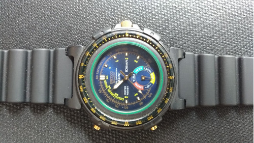 Relógio Seiko Dx 10 Bar