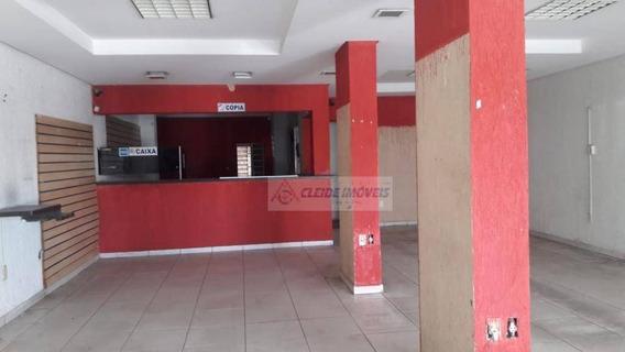 Salão Comercial Para Locação, Avenida Coronel Escolástico, Bairro Bandeirantes , Cuiabá - Mt - Sl0052