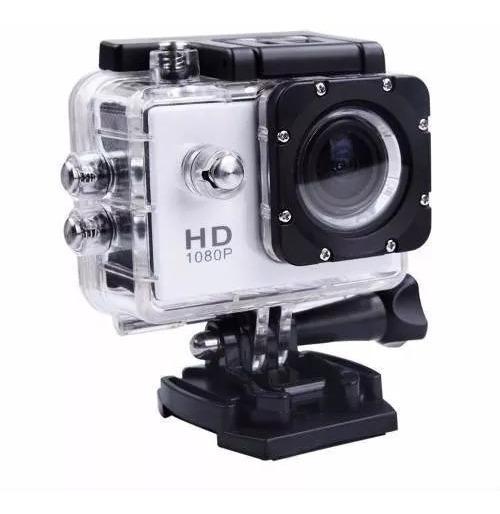 Câmera Filmadora Estilo Gopro Sports Full Hd 1080p Moto Bike