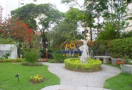 Apartamento Com 4 Dormitórios À Venda, 216 M² Por R$ 2.198.000,00 - Brooklin Paulista - São Paulo/sp - Ap3190