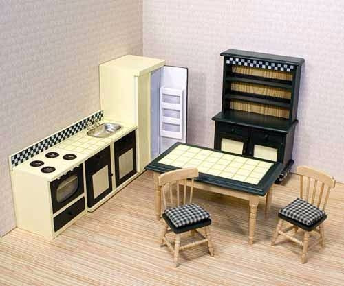 Muebles Cocina P Casa Muñecas Escala 1:12 Melissa & - $ 790.00 en ...