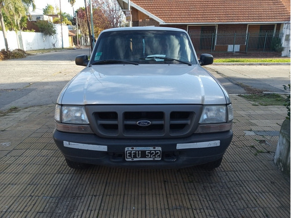 Ford Ranger 2.8 Xl I Dc 4x4 2003