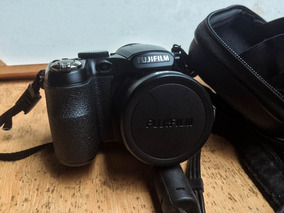 Câmera Fujifilm Finepix S2980 + Cabo Usb + Case