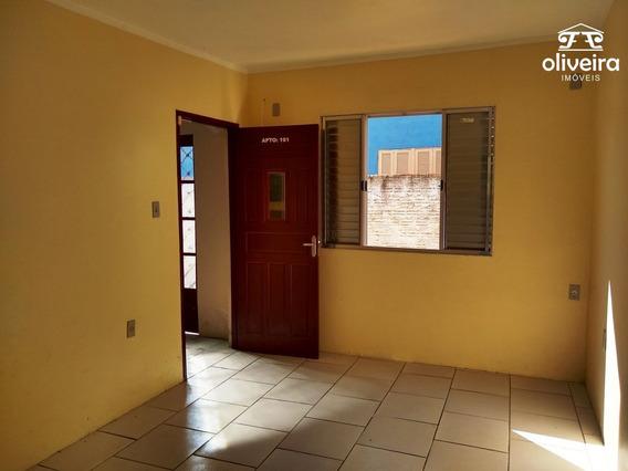 Apartamento Próximo À Duque De Caxias - A624