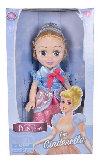 Muñeca Princesas Cenicienta 45 Cm 22551p