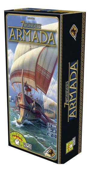 Jogo 7 Wonders Armada