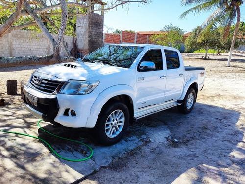 Toyota Hilux 2015 3.0 Srv Cab. Dupla 4x4 Aut. 4p