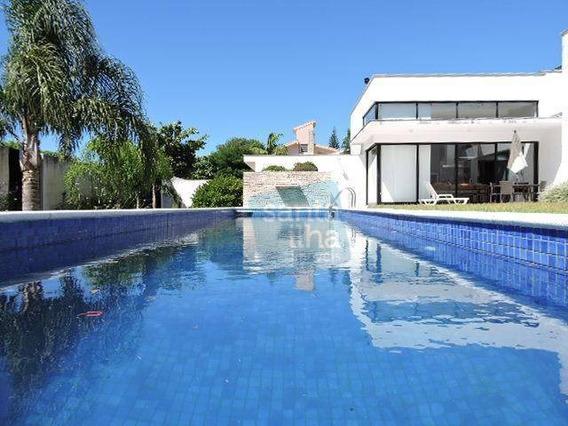 Casa Com 4 Dormitórios À Venda, 271 M² Por R$ 1.600.000 - Pântano Do Sul - Florianópolis/sc - Ca1727