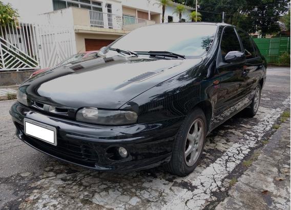 Marea Turbo Seda 00/01 - Pqnos Detalhes- Bom Estado- Doc Ok!