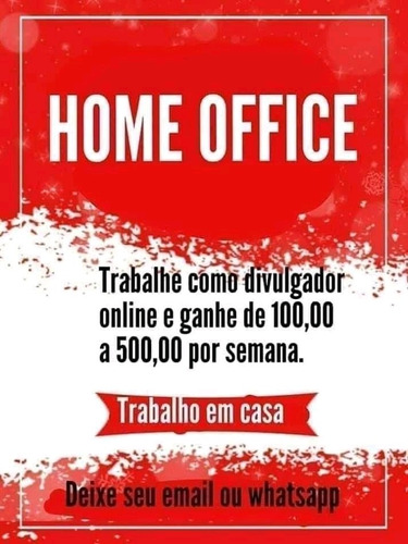 Oportunidade Home Office