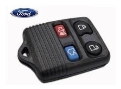 Control Original Alarma Ford 04 Botones