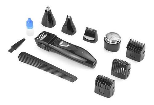 Maquina Cortar Cabelo Barbeador Aparador Pelos Bateria Lítio