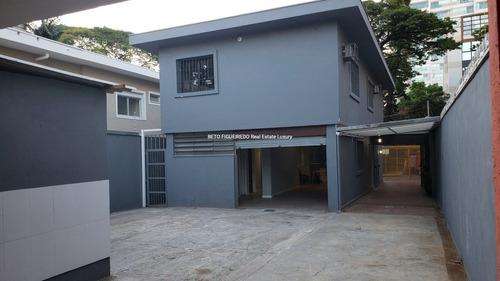 Casa Comercial - Brooklin Paulista - Ref: 3697 - L-sindigeruj