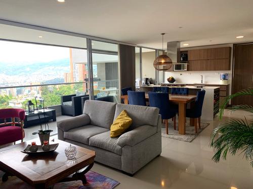 Imagen 1 de 14 de Venta De Apartamento En El Poblado, Medellín