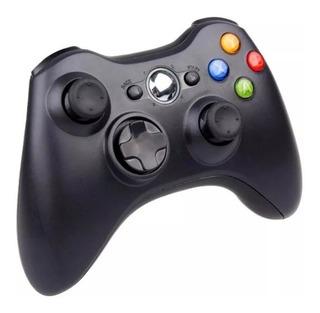 Joystick Mando Para Microsoft Xbox 360 Cable Pc Windows Zonatech Tribunales