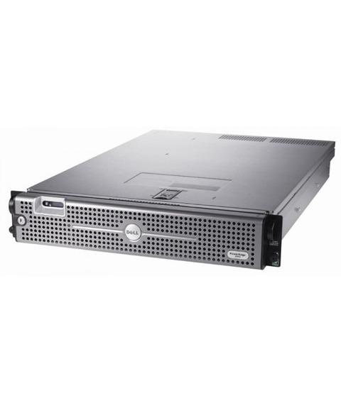 Servidor Dell Poweredge 2950 2xeon 2hd 300 16gb Garantia Nf