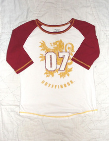 Top Harry Potter Gryffindor Para Dama Talla M Hot Sale $99