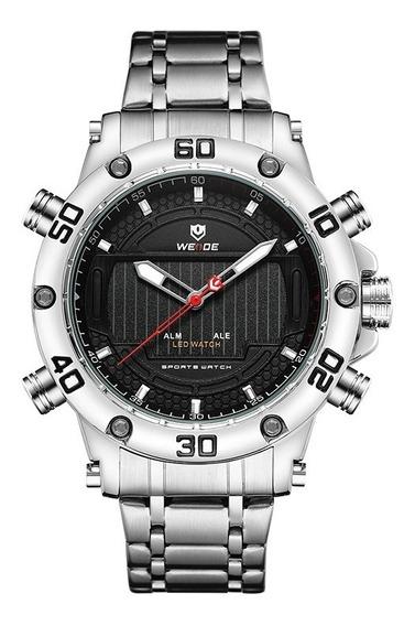 Relógio Masculino Esportivo Analógico Original Garantia Nf