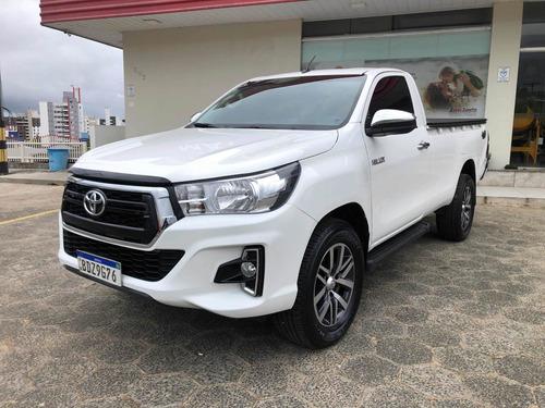 Toyota Hilux 2020 2.8 Tdi Std Cab. Simples 4x4 2p