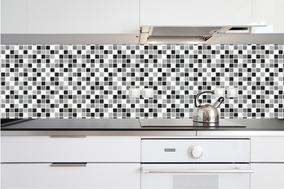 Adesivo Pastilhas Decorativo Papel De Parede Cozinha M49