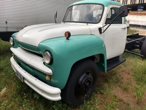 Chevrolet 60 1960 Todo Reformado, Original