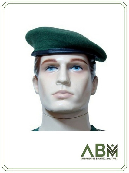 Boina Militar Francesa Verde Oliva - Lyon
