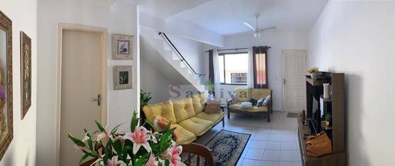 Sobrado Com 2 Dormitórios À Venda, 68 M² Por R$ 230.000 - Jardim Praiano - Guarujá/sp - So0682