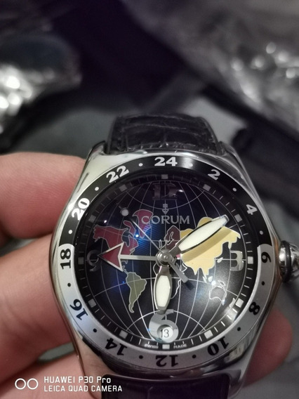 Reloj Corum Bubble Gmt World Dial
