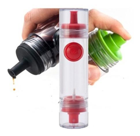 Aceitera - Vinagrera Spray - Dosificador